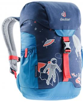 Deuter Schmusebär Kinderrucksack midnight-coolblue