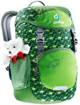 Deuter Schmusebär Kinderrucksack emerald