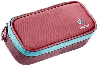 Deuter School Pencil Case Mäppchen cardinal-maron