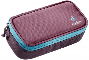 Deuter School Pencil Case Mäppchen maron-aubergine