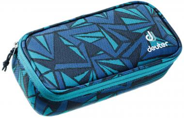 Deuter School Pencil Case Mäppchen midnight zigzag