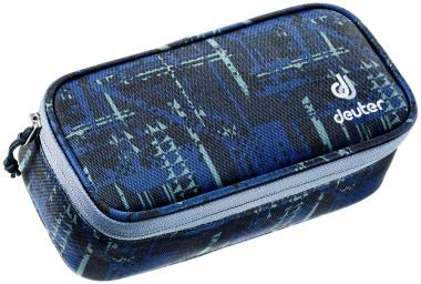 Deuter School Pencil Case Mäppchen navy crash