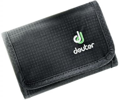 Deuter Wallet Travel Wallet Geldbörse black
