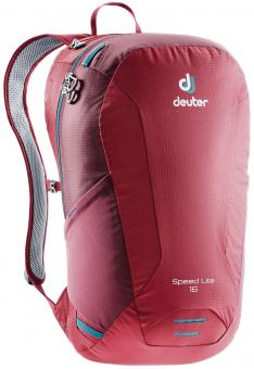 Deuter Speed Lite 16 Rucksack cranberry-maron