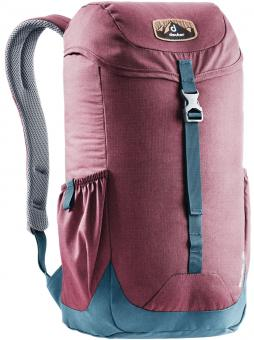 Deuter Walker 16 Rucksack maron-midnight