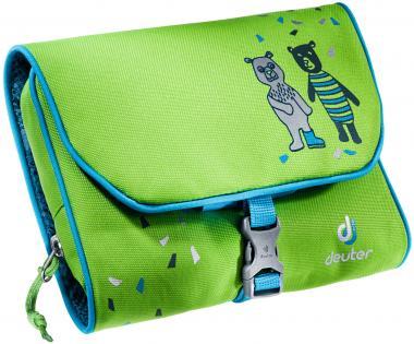 Deuter Wash Bag Kids Kulturbeutel 2020 Kiwi