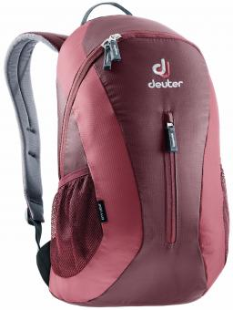 Deuter City Light Rucksack Daypack maron-cardinal
