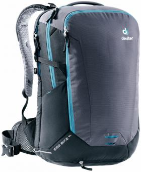 "Deuter Giga Bike 2017 EL Rucksack mit Laptopfach 17.3"" graphite-black"