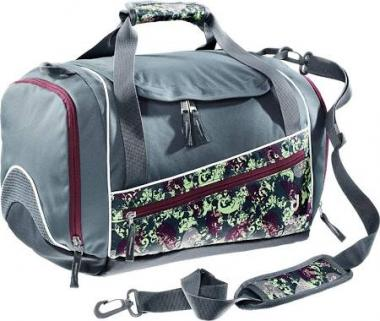Deuter School Hopper Sporttasche blackberry squiggle-titan