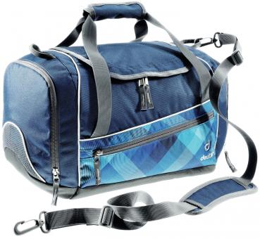 Deuter School Hopper Sporttasche Blue Crosscheck