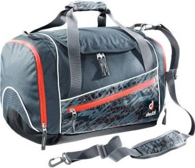 Deuter School Hopper Sporttasche granite hex-black
