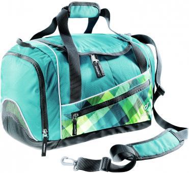 Deuter School Hopper Sporttasche Petrol Crosscheck