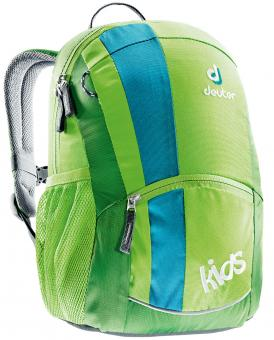 Deuter Kids Kinderrucksack green