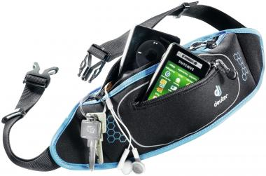 Deuter Belt Neo Belt II Hüfttasche black-coolblue