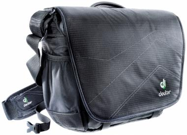 "Deuter Operate I Messenger-Bag 13"" black-silver"