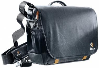 """Deuter Operate II Messenger-Bag 15,6"""" black-lion"""