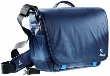 "Deuter Operate II Messenger-Bag 15,6"" midnight-turquoise"