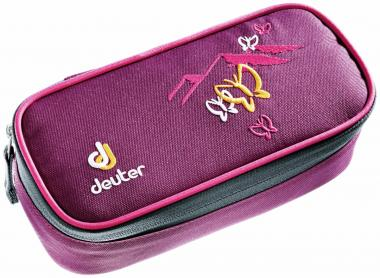 Deuter School Pencil Case Mäppchen blackberry butterfly