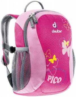 Deuter Pico Kinderrucksack pink