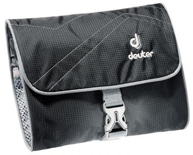 Deuter Wash Bag I Kulturbeutel black-titan