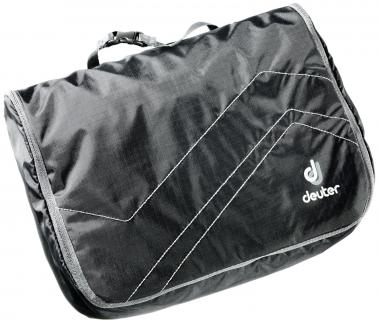 Deuter Wash Bag Wash Center Lite II Kulturbeutel black-titan