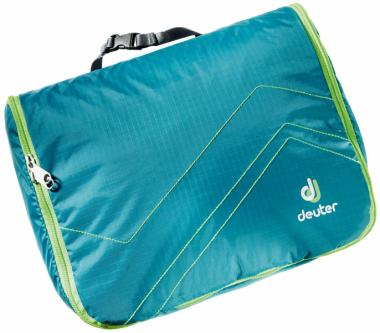 Deuter Wash Bag Wash Center Lite II Kulturbeutel petrol-kiwi