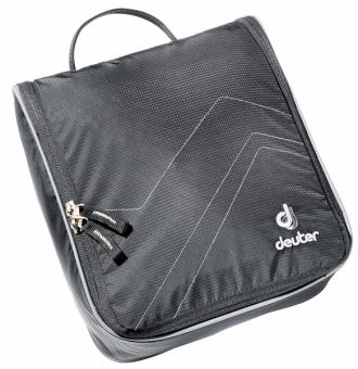 Deuter Wash Bag Wash Center II Kulturbeutel black-titan
