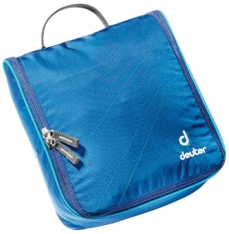 Deuter Wash Bag Wash Center II Kulturbeutel midnight-turquoise
