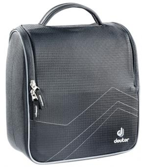 Deuter Wash Bag Wash Room Kulturbeutel black-titan