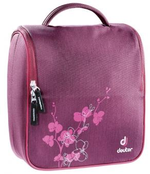 Deuter Wash Bag Wash Room Kulturbeutel blackberry-dresscode