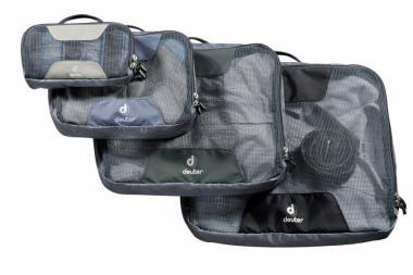 Deuter organize Zip Pack S titan-silver