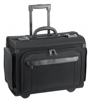 d&n Business & Travel Pilotenkoffer- 2688 schwarz