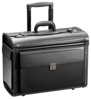 d&n Business & Travel Pilotenkoffer-Trolley 2879