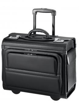 d&n Business & Travel Pilotenkoffer-Trolley 2872