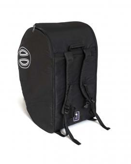 Doona + Accessoires Gepolsterte Reisetasche schwarz