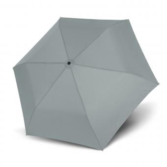 doppler Zero Magic Leichtester Auf-Zu Automatik Taschenschirm cool grey