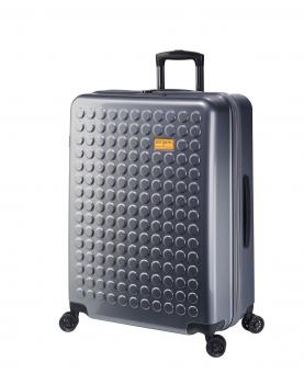 Dot-Drops Chapter 2 extra-light Trolley L 4R 73cm, kreativ individualisierbar Business Grey