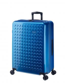 Dot-Drops Chapter 2 extra-light Trolley L 4R 73cm, kreativ individualisierbar Ice Blue