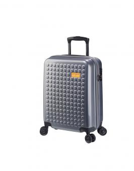 Dot-Drops Chapter 2 extra-light Trolley S 4R 55cm, kreativ individualisierbar Business Grey