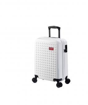 Dot-Drops Chapter 2 extra-light Trolley S 4R 55cm, kreativ individualisierbar White