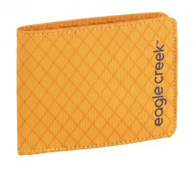 Eagle Creek Travel Security RFID Bi-Fold Wallet Sahara Yellow