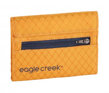 Eagle Creek Travel Security RFID International Tri-Fold Wallet Sahara Yellow