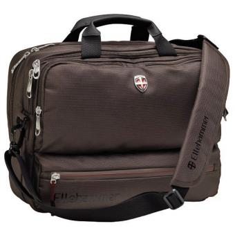 Ellehammer Bergen Laptoptasche Computer Bag braun