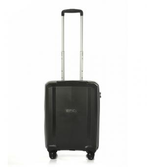 epic AirWave VTT Metallic Cabin-Trolley S 4w 55 cm black