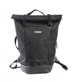 epic Adventurelab Commuter Rolltop Backpack black