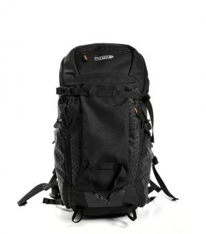 epic Adventurelab Skeleton Backpack 35l Black