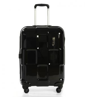 epic Crate EX Trolley M 66cm 4w Expandable blackMETAL