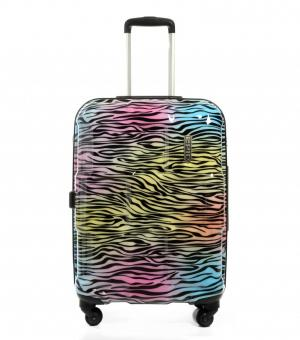 epic Crate 66cm Trolley M 4w wildzebra