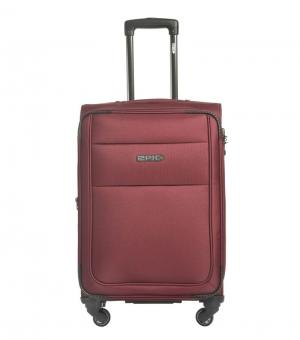 epic Discovery AIR 67cm Trolley 4w burgundy RED