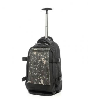 epic Explorer Backpack Trolley Slim 54cm camouflage